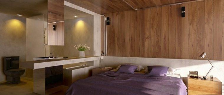 cama-violeta-laminado-madera