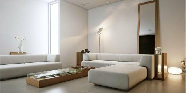 salon-moderno-blanco-madera